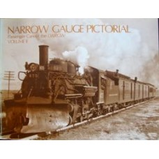 Narrow Gauge Pictorial Volume 2. Passenger cars of the D&RGW (Grandt)