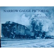 Narrow Gauge Pictorial Volume 7 Denver & Rio Grande Work Equipment-OA to OZ (Day)