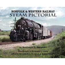 Norfolk & Western Railway Steam Pictorial (Bernhart)