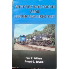 Norfolk Southern Locomotive Directory 2000 (Withers)
