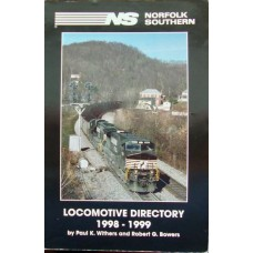 Norfolk Southern Locomotive Directory 1998-1999 (Withers)