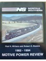 Norfolk Southern 1982-1984 Motive Power Review (Withers)