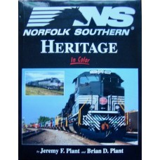 Norfolk Southern Heritage In Color (Plant)