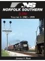 Norfolk Southern In Color: Volume 1: 1982-1999 (Plant)
