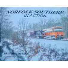 Norfolk Southern In Action (Townley)