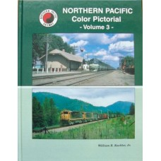 Northern Pacific Color Pictorial Volume 3 (Kuebler)