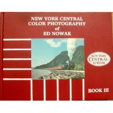 New York Central Color Photography of Ed Nowak Book 3 (Yanosey)