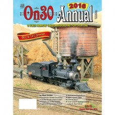 On30 Annual 2016. O Scale Narrow Gauge Railroading For Everyone