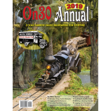 On30 Annual 2019. O Scale Narrow Gauge Railroading For Everyone