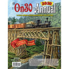 On30 Annual 2020. O Scale Narrow Gauge Railroading For Everyone