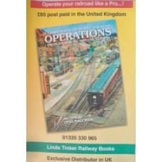 A Compendium Of Model Railroad Operations From Design To Implementation (OPSIG)