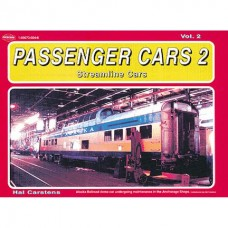 Passenger Cars Vol. 2-Streamline Cars (Carstens)
