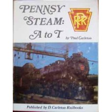 Pennsy Steam: A to T (Carleton)