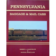 Pennsylvania Baggage & Mail Cars (Liljestrand)