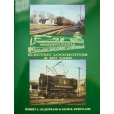 Pennsylvania Electric Locomotives & MU Cars (Liljestrand)