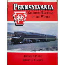 Pennsylvania. Standard Railway Of The World Volume 1 (Plant)