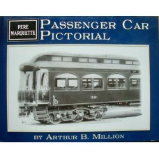 Pere Marquette Passenger Car Pictorial (Million)