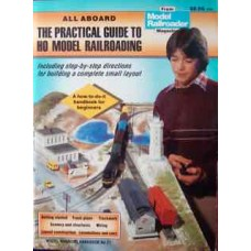 All Aboard. The Practical Guide To HO Model railroading (Various)