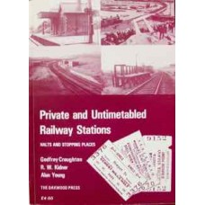 Private and Untimetabled Railway Stations, Halts and Stopping Places (Croughton)