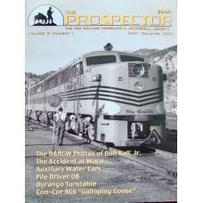 The Prospector Vol 3 No.1 2004 (Rio Grande Modeling & Historical Society)