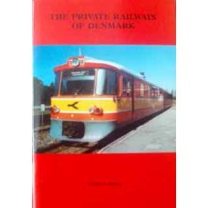The Private Railways of Denmark (Simms)