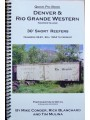 Denver & Rio Grande Western Narrow Gauge 30' Long Reefers (Conder)