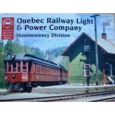 Quebec Railway Light & Power Company Montmorency Division (Grumley)