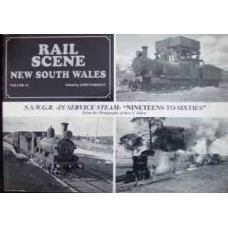 "Rail Scene New South Wales Volume 12 NSWGR IN Service Steam ""Nineteens to Sixties"" (Sargent)"