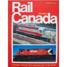 Rail Canada Volume 3. Diesel Paint Schemes of the CPR (Lewis)