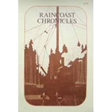 Raincoast Chronicles Vol 1. No. 3 (White)