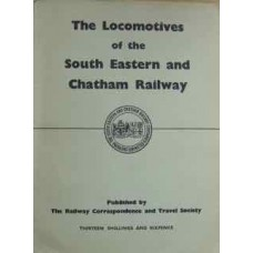 The Locomotives of the South Eastern and Chatham Railway (Bradley)