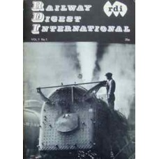 Railway Digest International Vol 1 No.1