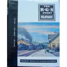 The R.G.S. Story Volume 11. Durango and the Perrins Peak Branch (McCoy)