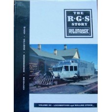 The R.G.S. Story Volume 12. Locomotives and Rolling Stock (McCoy)