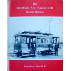 The Riverside And Arlington Electric Railway (Swett)