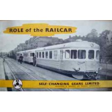 Role of the Railcar (Self-Changing Gears Limited)