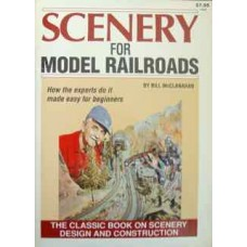 Scenery For Model Railroads (McClanahan)
