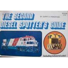 The Second Diesel Spotter's Guide. Including Industrial Units 1978 (Pinkepank)