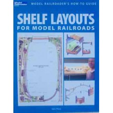 Shelf Layouts For Model Railroads (Rice)
