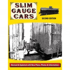 Slim Gauge Cars, Second Edition (Carstens)