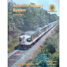 Southern Railway System. A Pictorial Album. Washington to Atlanta 1960-1982 (Nuckles)