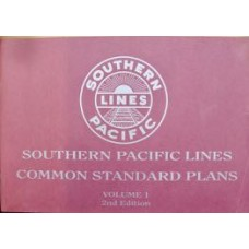Southern Pacific Lines Common Standard Plans Volume 1