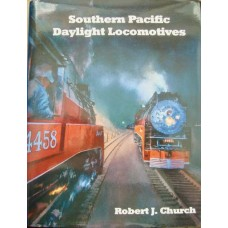 Southern Pacific Daylight Locomotives (Church)