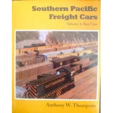Southern Pacific Freight Cars Volume 4; Box Cars (Thompson)