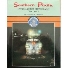 Southern Pacific Official Color Photography Volume 1 (Thompson)