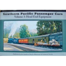 Southern Pacific Passenger Cars Volume 3: Head End Equipment (SPH&TS)