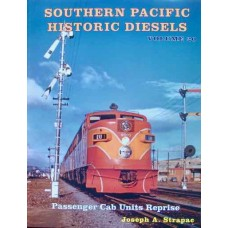 Southern Pacific Historic Diesels Volume 20: Passenger Cab Units Reprise (Strapac)