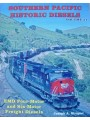 Southern Pacific Historic Diesels Volume 21: EMD Four-Motor and Six-Motor Freight Diesels (Strapac)