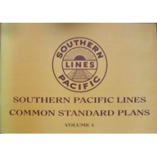Southern Pacific Lines Common Standard Plans Volume 4