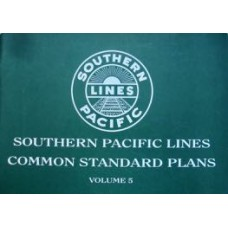 Southern Pacific Lines Common Standard Plans Volume 5